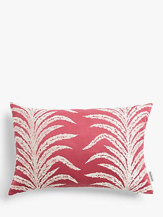 Sanderson Tree Fern Cushion, Rhodera