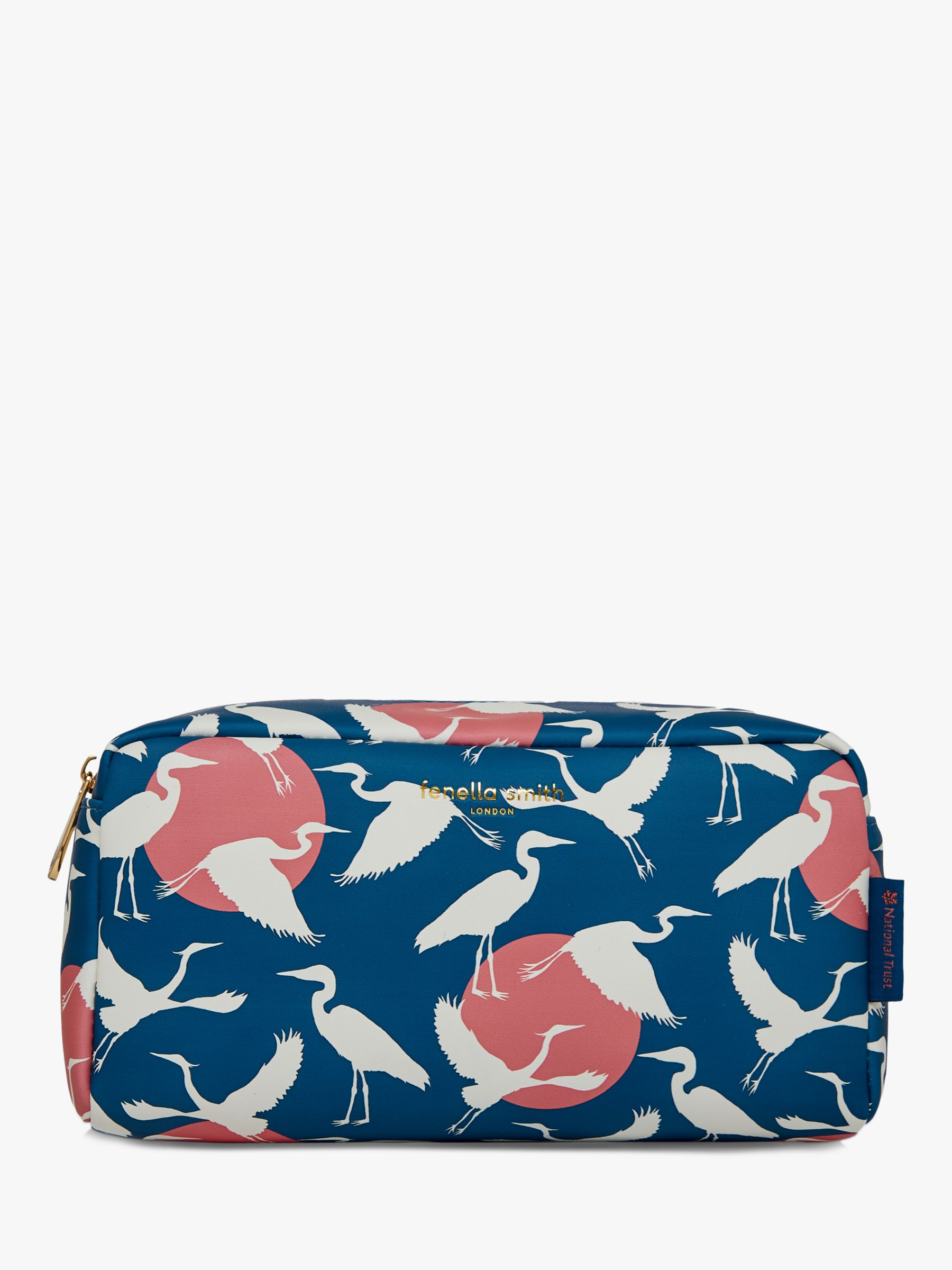 Fenella Smith Fenella Smith National Trust Heron Box Wash Bag