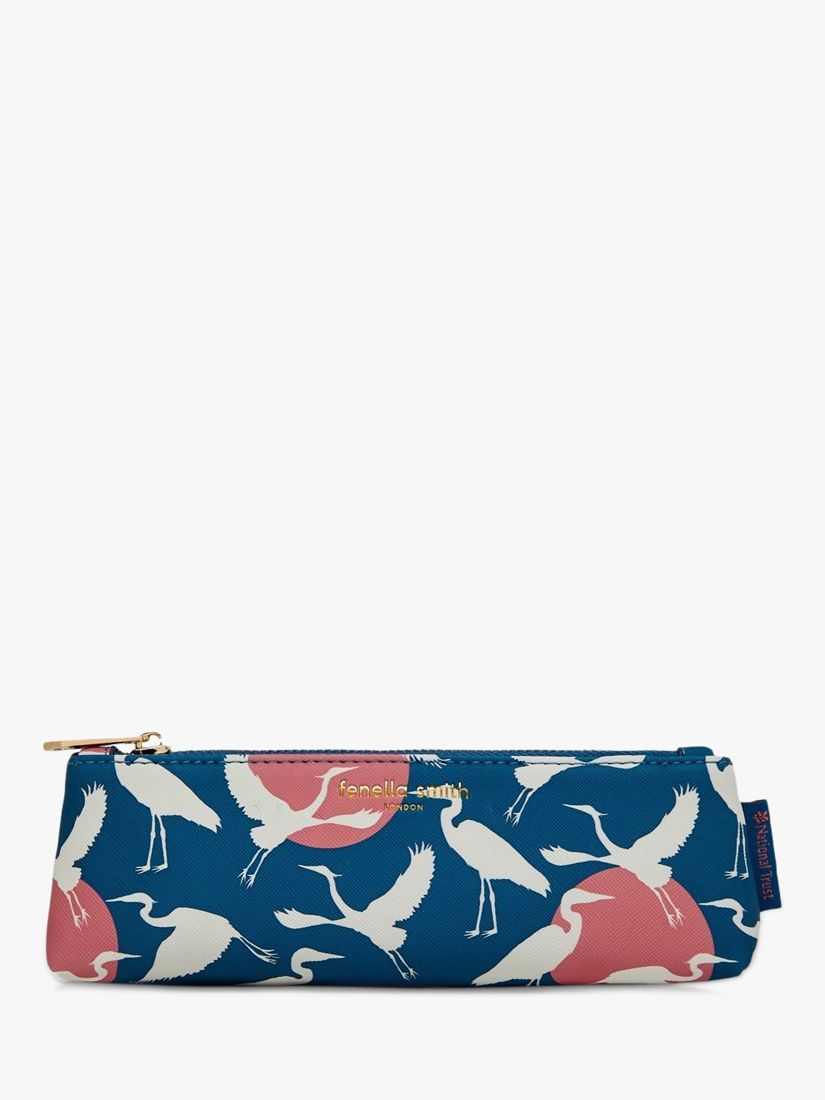 Fenella Smith Fenella Smith National Trust Heron Pencil Case