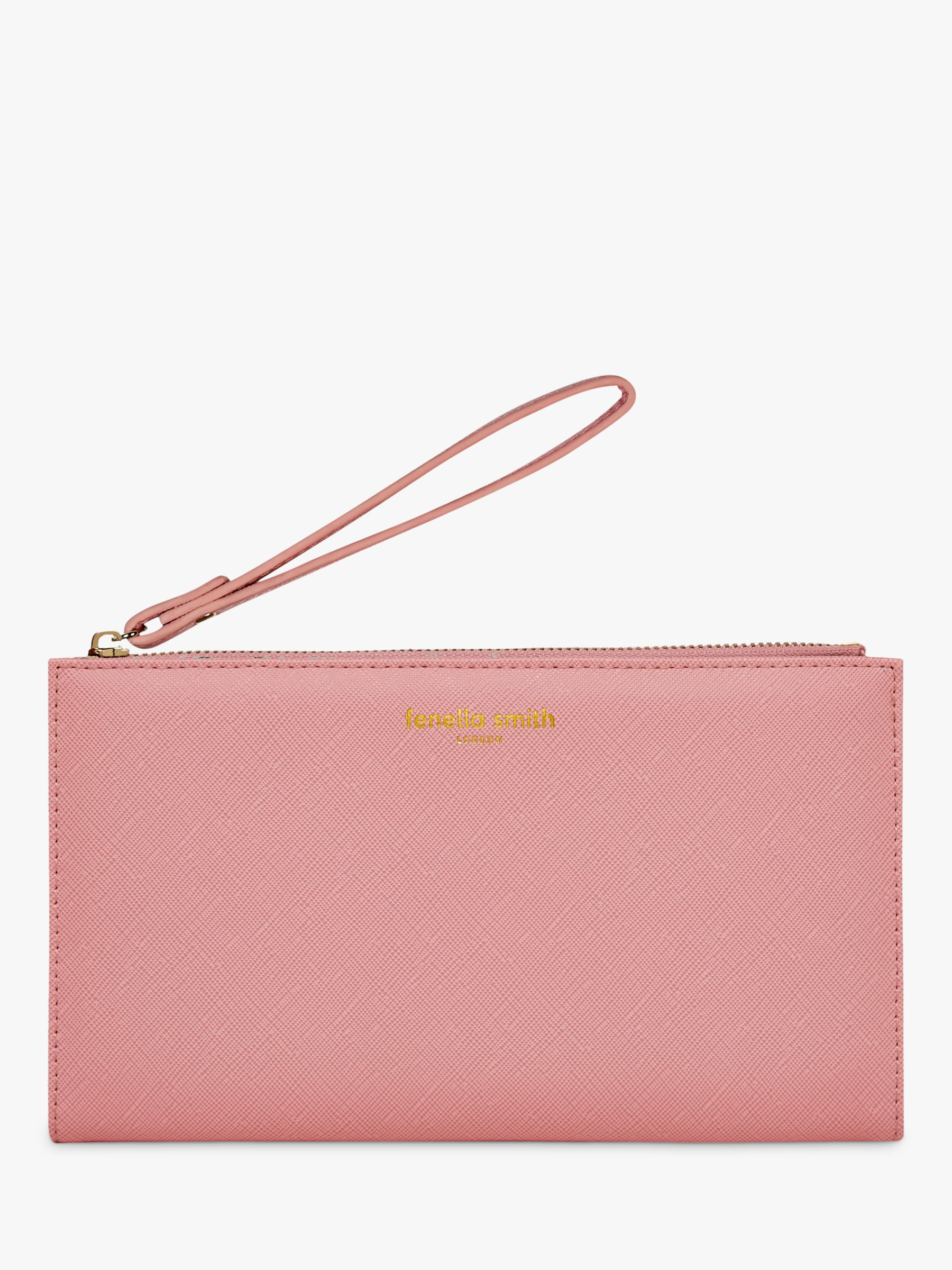 Fenella Smith Fenella Smith Blush Palm Wristlet Purse
