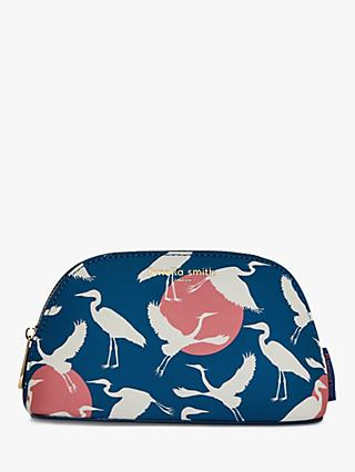Fenella Smith National Trust Heron Makeup Bag