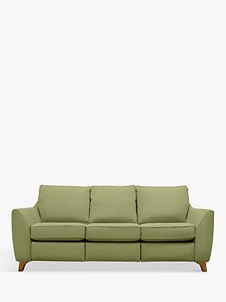 The Sixty Eight Range, G Plan Vintage The Sixty Eight Large 3 Seater Sofa with Footrest Mechanism
