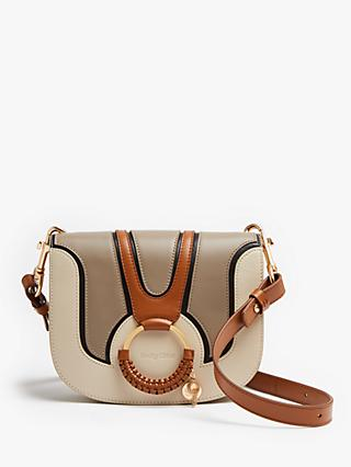 See By Chloé Small Hana Leather Satchel Bag