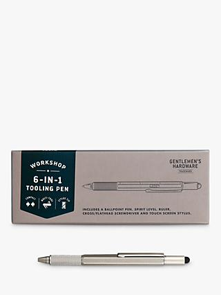 Gentlemen's Hardware 6in1 Tooling Pen