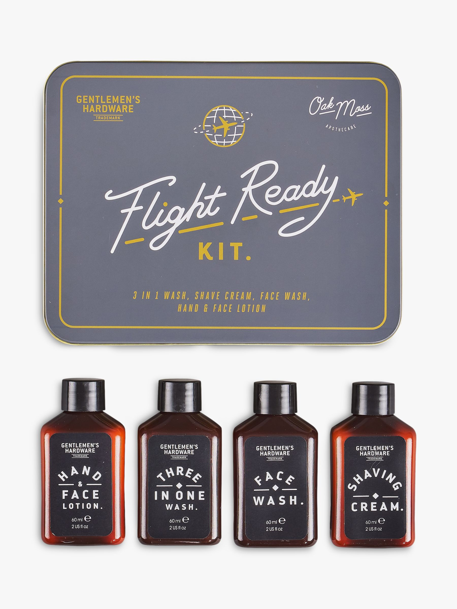 Gentlemen's Hardware Gentlemen's Hardware Flight Ready Kit