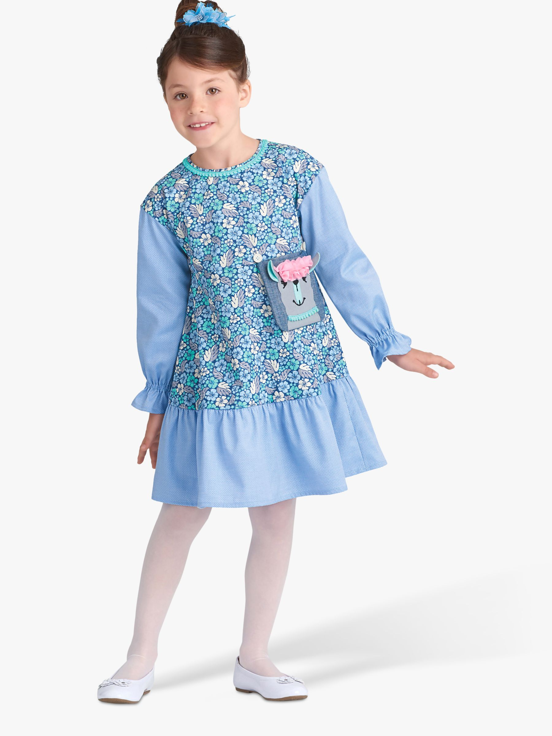 Simplicity Simplicity Children's Dress Sewing Pattern, 9024, A
