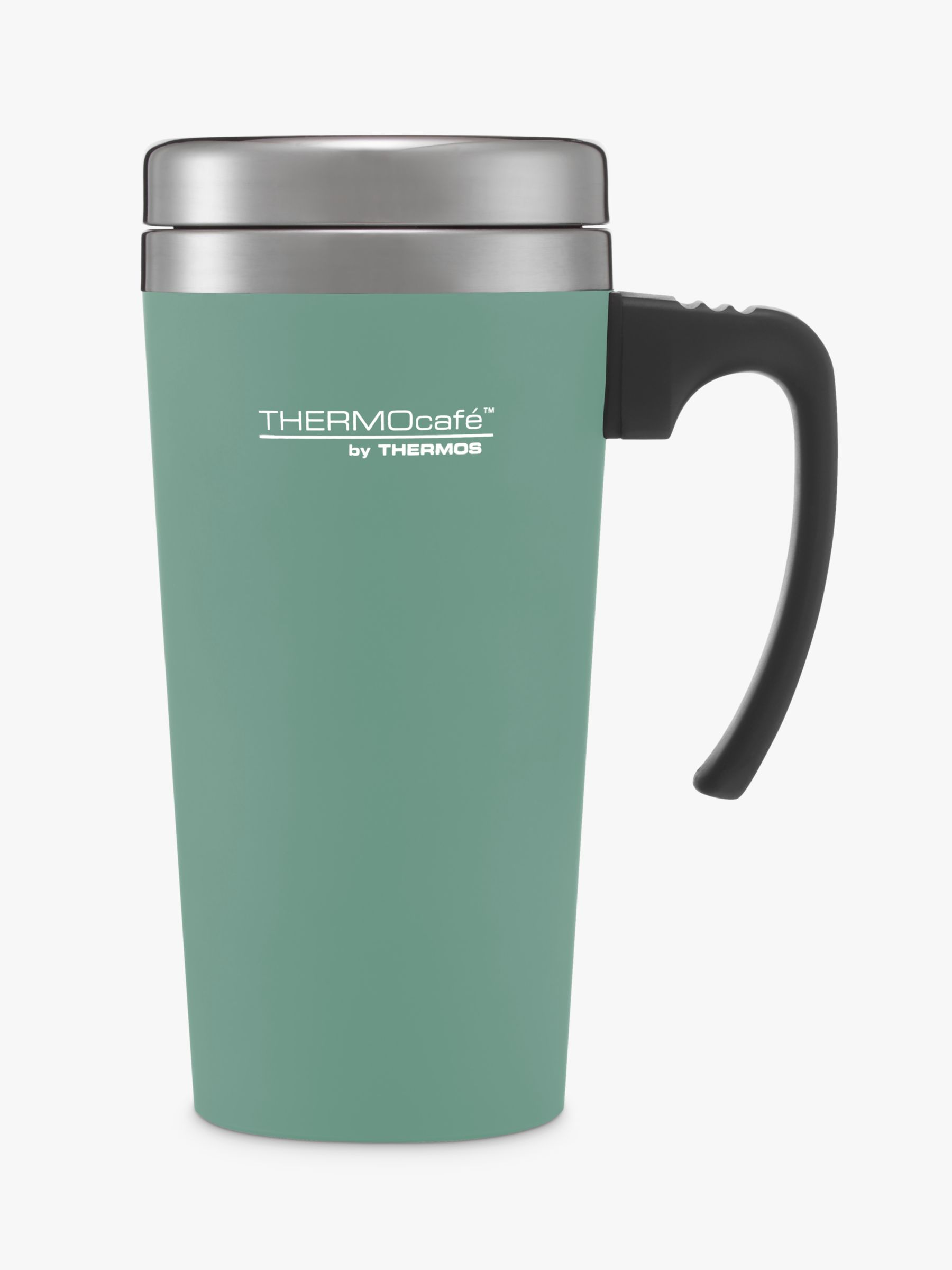 Thermos Thermos Thermocafe Soft Touch Desk Mug, 420ml