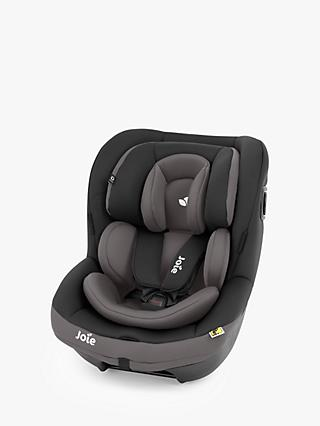 Joie Baby i-Venture Group 0+/1, Ember and i-Gemm2 Group 0+, Pavement Grey Car Seats with i-Base Advance Isofix Car Seat Base, Black
