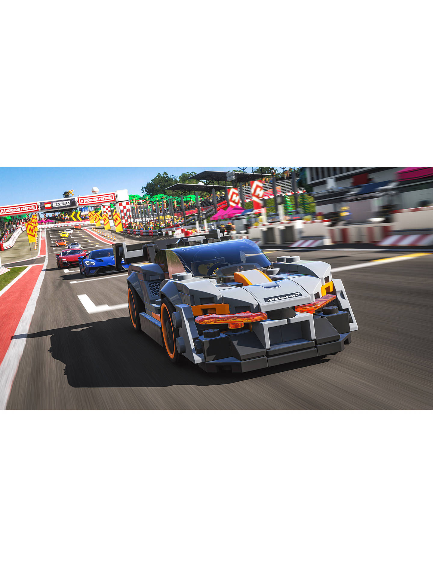 Buy Microsoft Xbox One X Console, 1TB, with Wireless Controller and Forza Horizon 4 LEGO Speed Champions Bundle Online at johnlewis.com