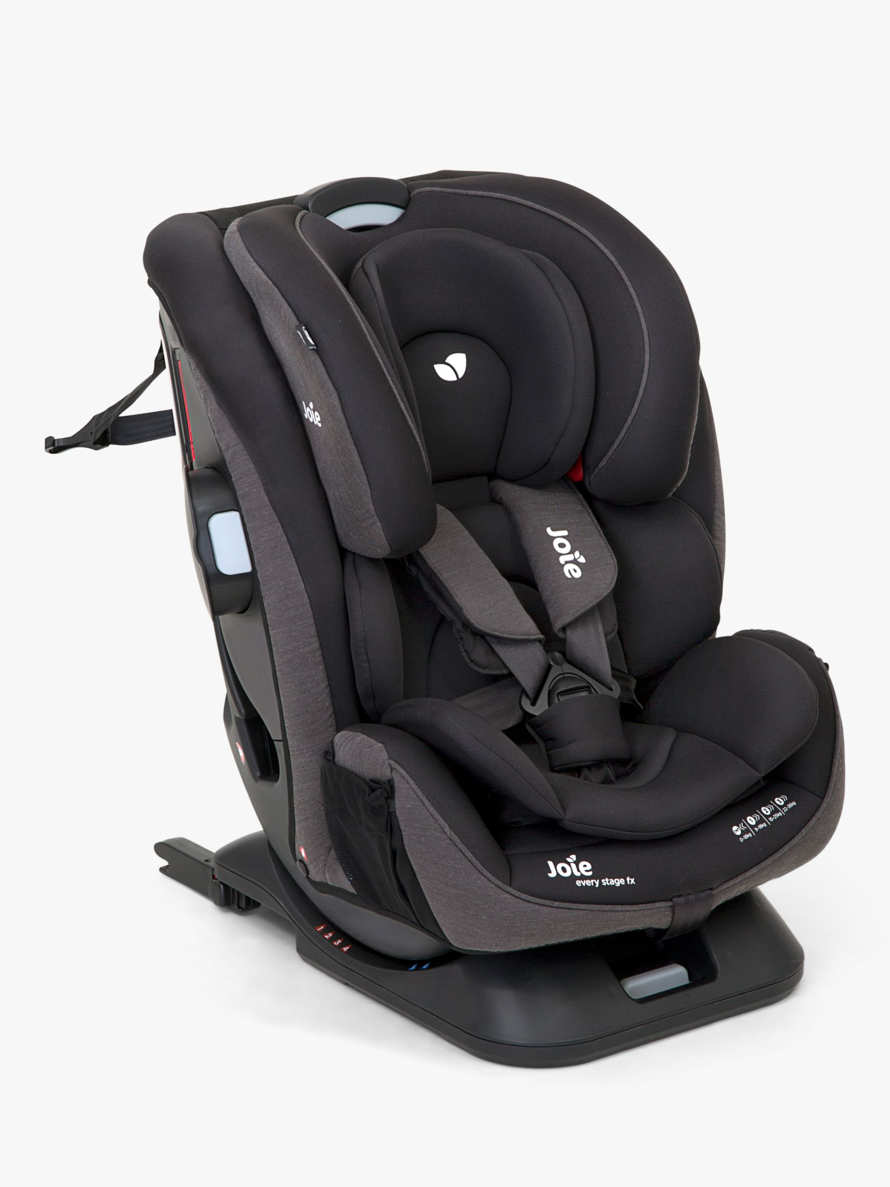 Joie Baby Joie Baby Every Stage FX Group 0+/1/2/3 Car Seat, Coal
