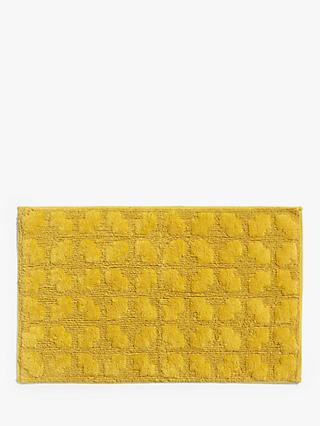 John Lewis & Partners Medina Tufted Bath Mat