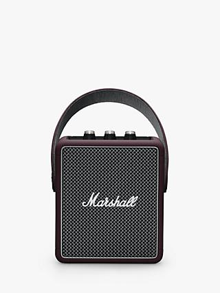 Marshall Stockwell II Portable Bluetooth Speaker