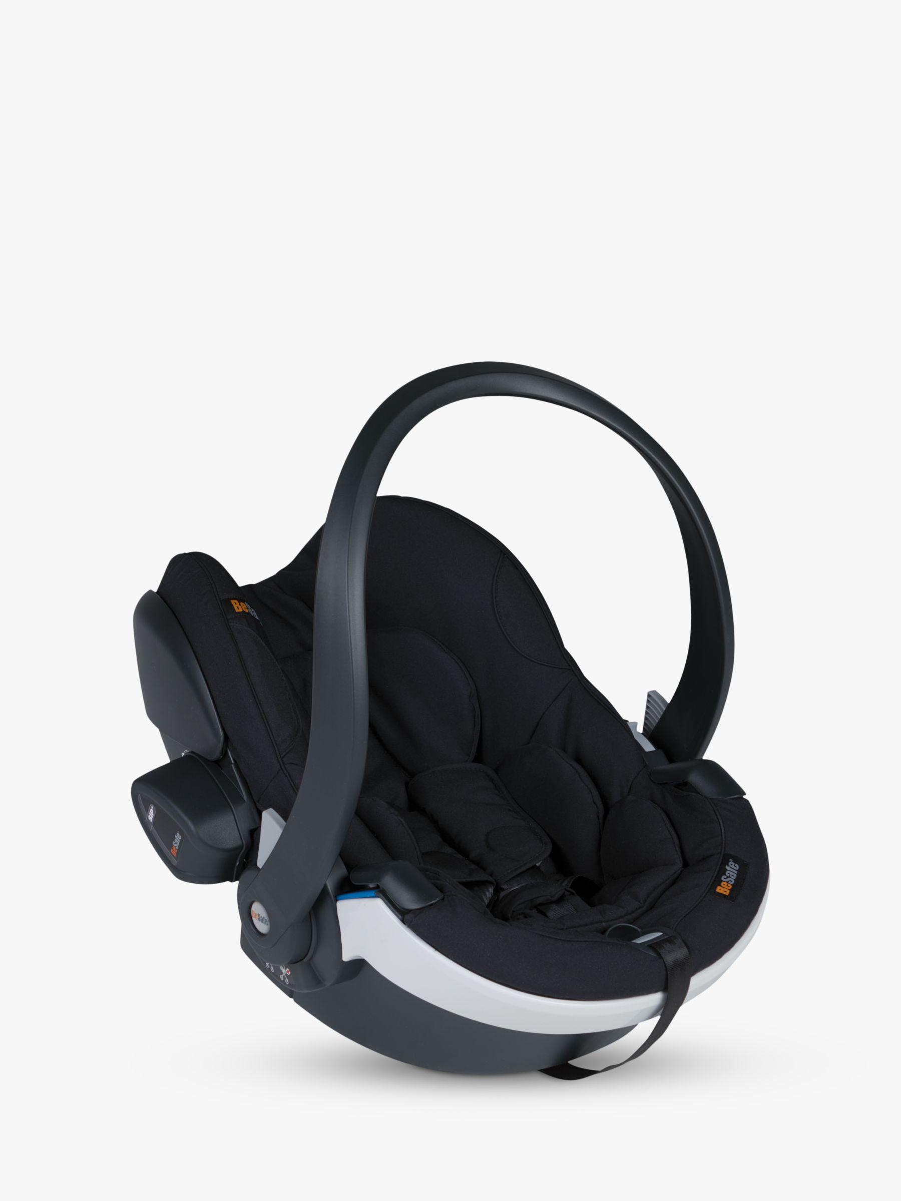 BeSafe BeSafe iZi Go Modular X1 i-Size Baby Car Seat, Black Cab