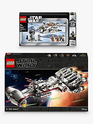 LEGO Star Wars 75244 Tantive IV & 75259 Snowspeeder 20th Anniversary Edition (bundle)