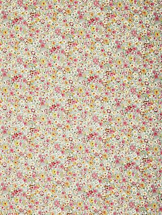 Spendlove Ditsy Flowers Print Fabric, Sage