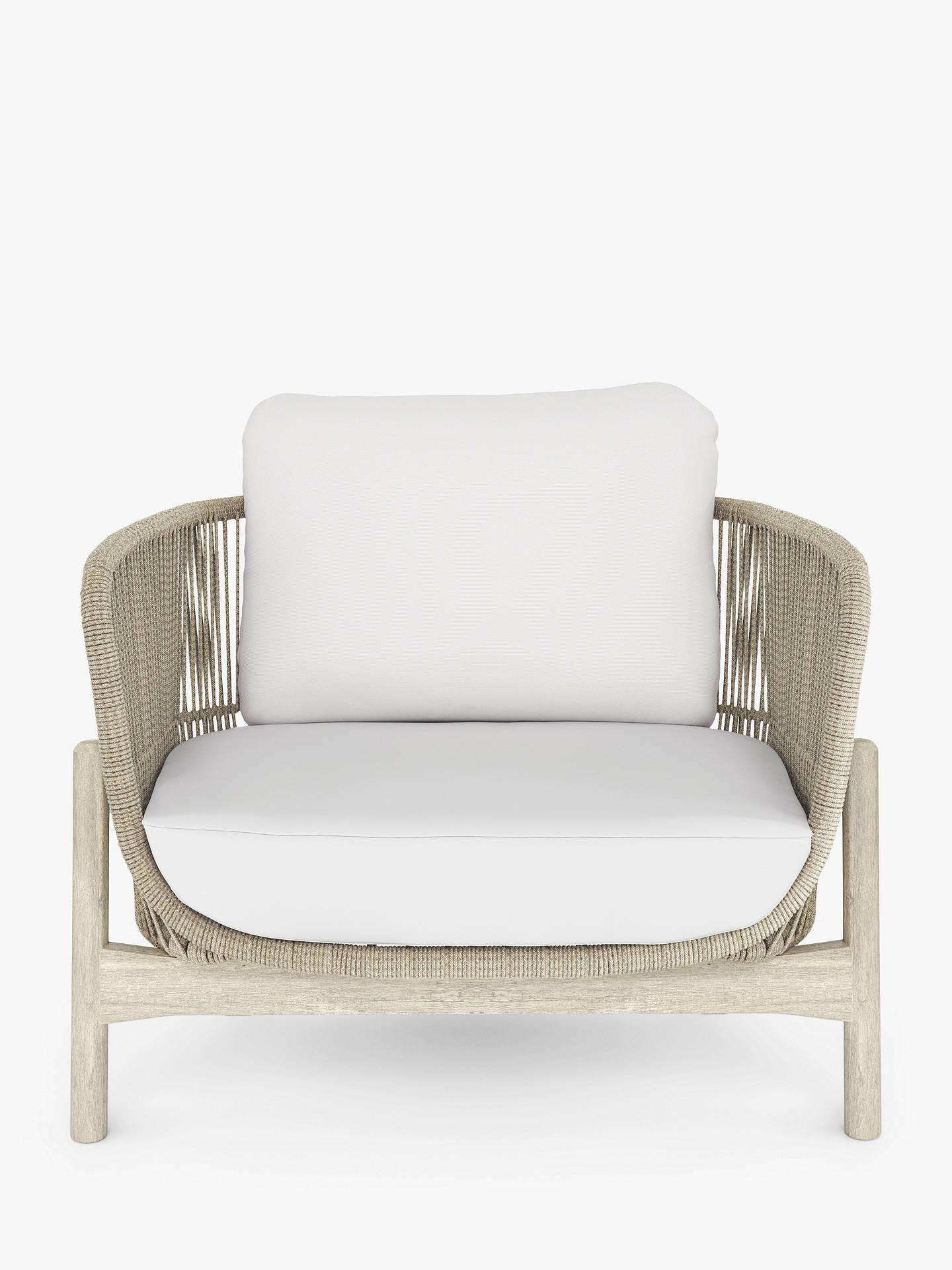 John Lewis & Partners Cradle Rope Garden Sofa, Chairs ...