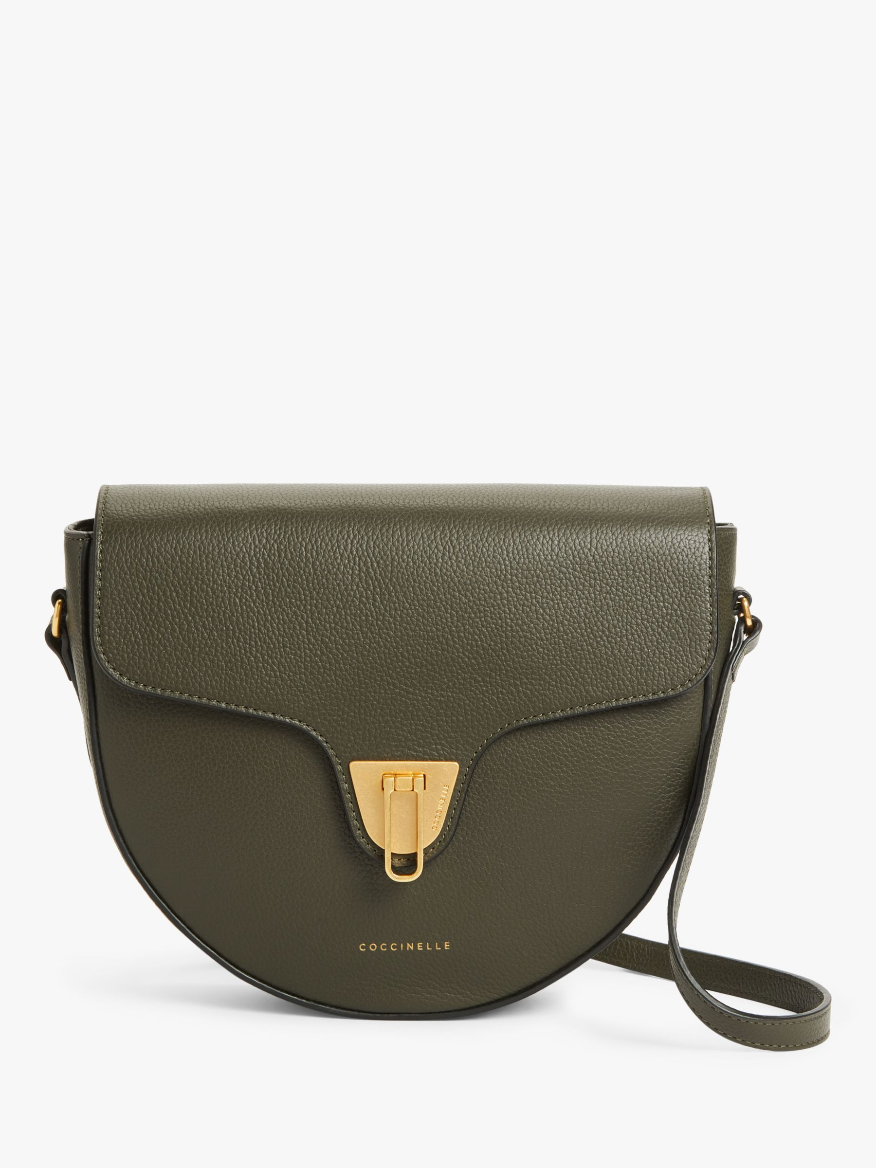 Coccinelle Coccinelle Beat Soft Tumbled Leather Bag