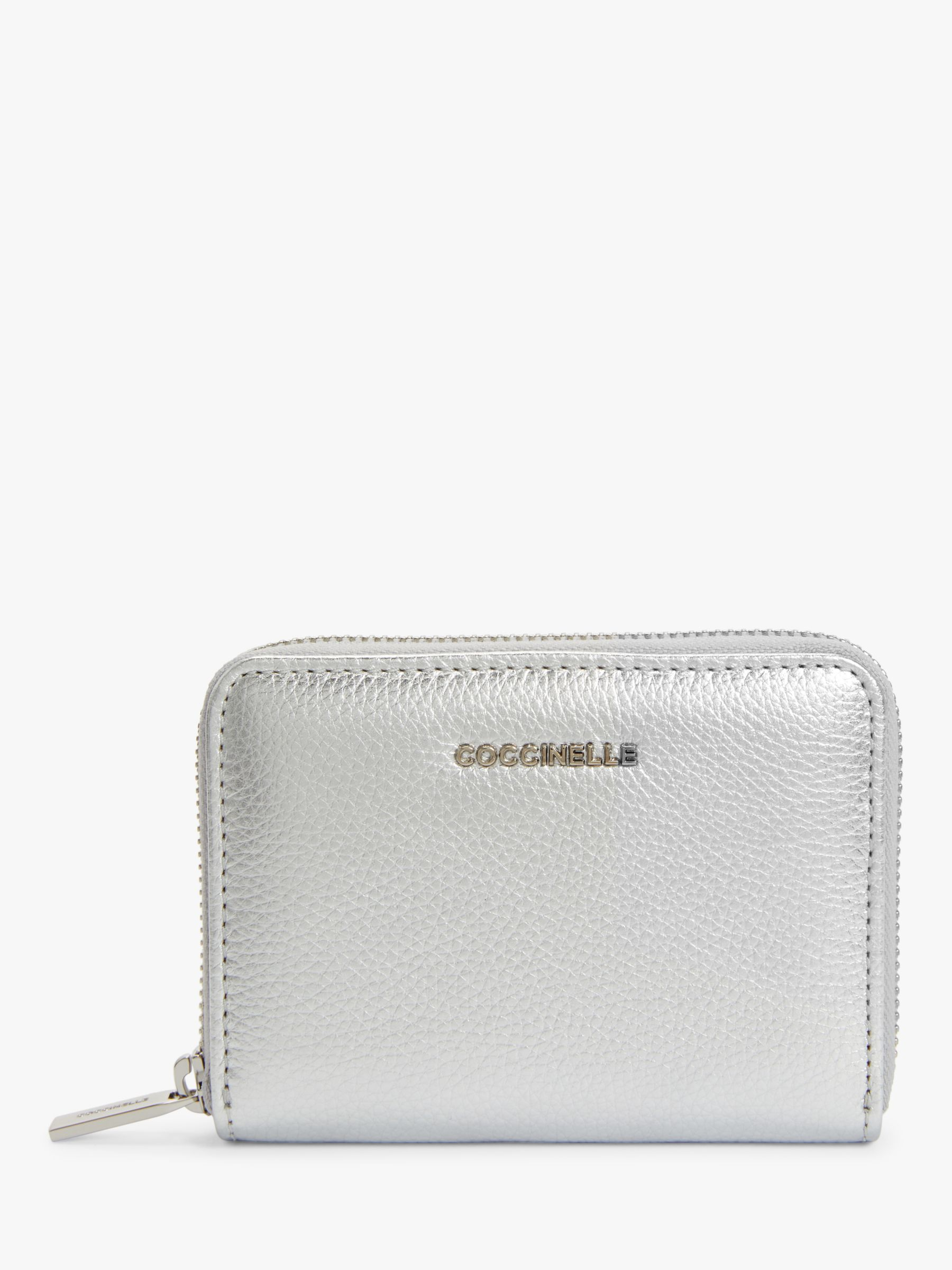 Coccinelle Coccinelle Metallic Small Soft Leather Purse