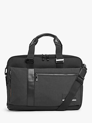 "Samsonite Openroad Bailhandle Expandable 15.6"" Laptop Briefcase"