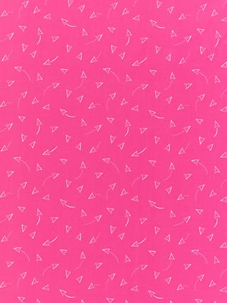 Dashwood Studio Great British Quilter Berry Print Fabric, Mid Pink