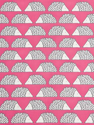 Scion Hedgehog Print Fabric