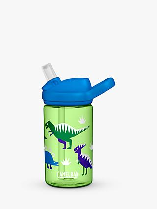 CamelBak Eddy+ Kids Drinks Bottle, 400ml, Hip Dinos