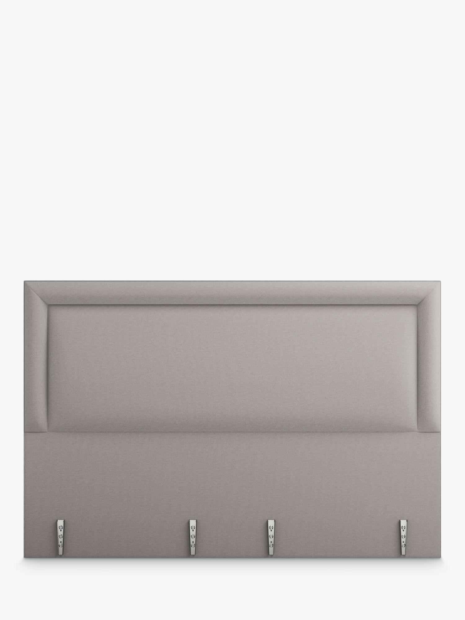 Vispring Leda Full Depth Upholstered Headboard, Super King Size, FSC-Certified (Chipboard)
