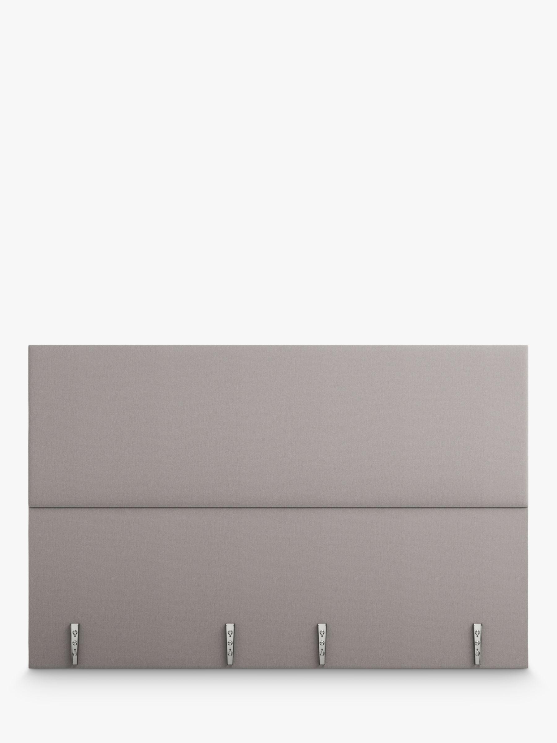 Vispring Hebe Full Depth Upholstered Headboard, Super King Size, FSC-Certified (Chipboard)