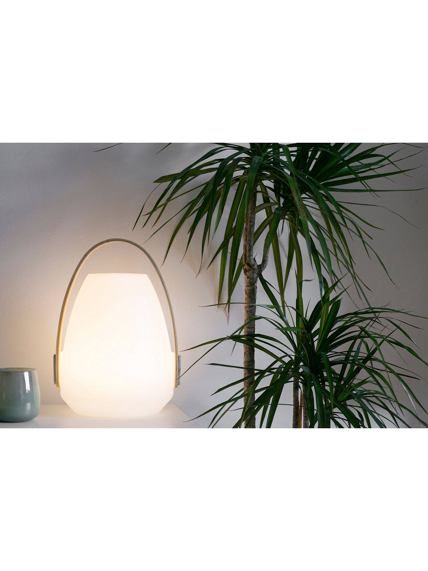 Buy Mooni Andale LED Colour Changing Portable Outdoor Light with Built-In Bluetooth Speaker Online at johnlewis.com