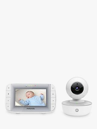 Motorola MBP846 Connect Video Baby Monitor
