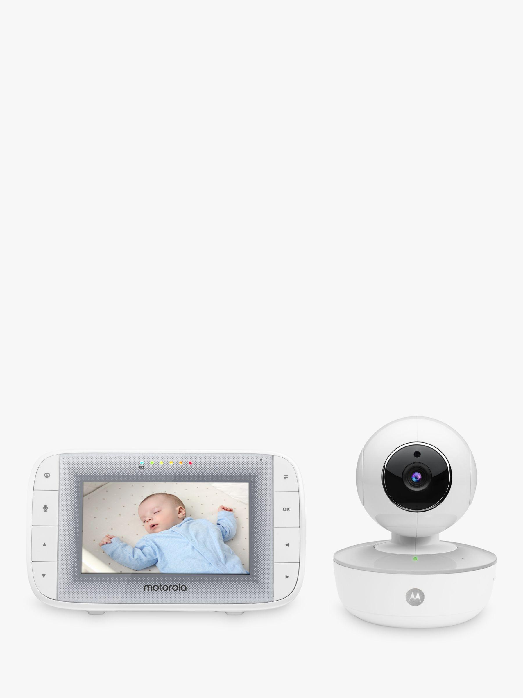 Motorola Motorola MBP846 Connect Video Baby Monitor