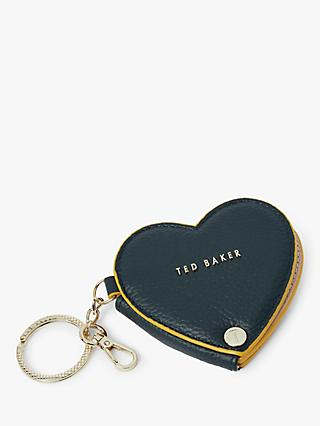 Ted Baker Naimi Charms Leather Keyring