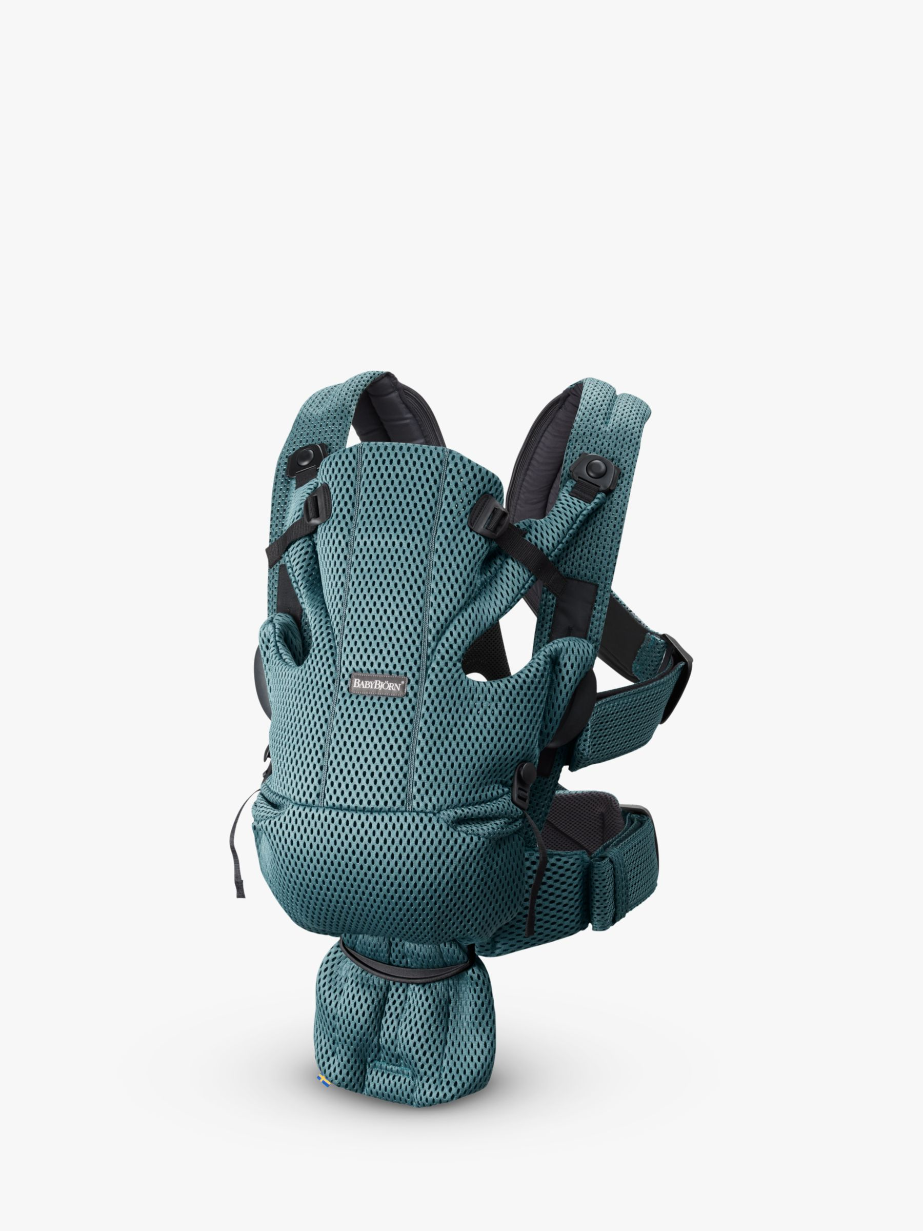 BabyBjorn BabyBjörn Move with 3D Mesh Baby Carrier, Sage