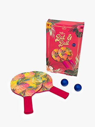 Professor Puzzle Tropical Bat & Ball Set