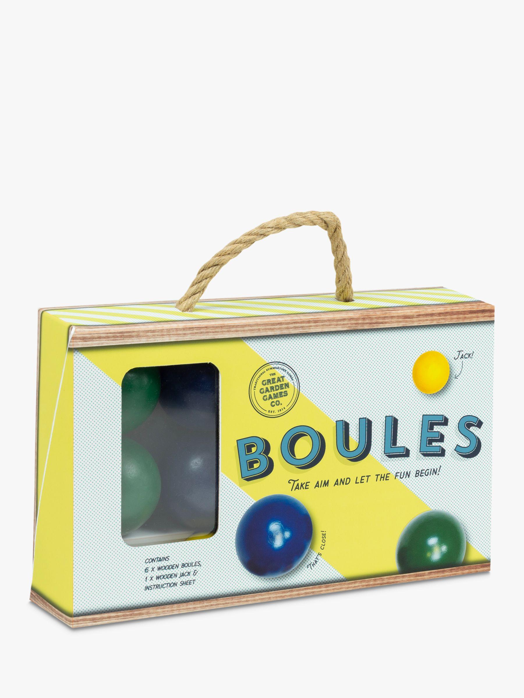 Professor Puzzle Professor Puzzle Boules Set