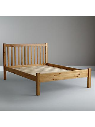 John Lewis & Partners Wilton Bed Frame, Small Double