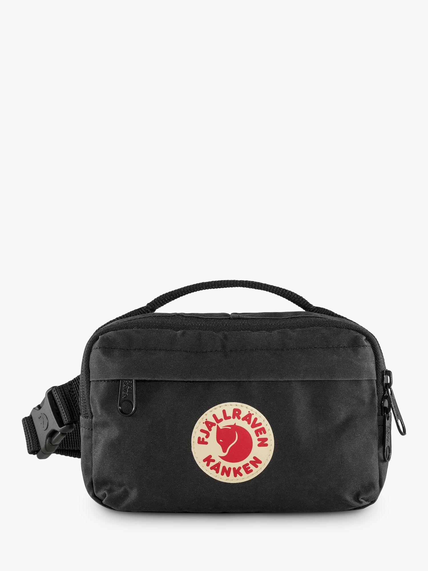 Fjallraven Fjällräven Kånken Bum Bag, Black