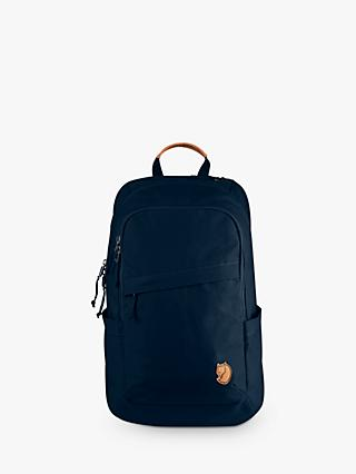 Fjällräven Raven 20 Backpack, Navy
