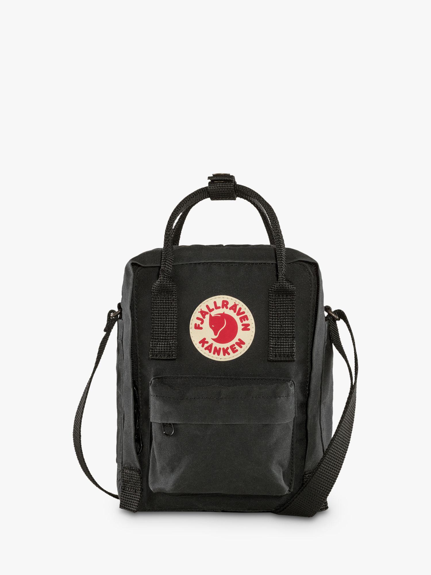 Fjallraven Fjällräven Kånken Sling Shoulder Bag, Black