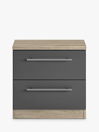 House by John Lewis Mix it Bedside Table
