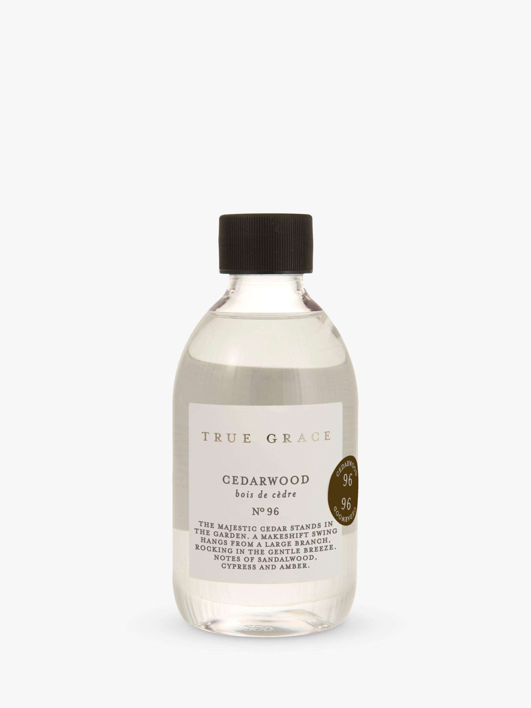 True Grace True Grace Cedarwood Diffuser Refill, 250ml