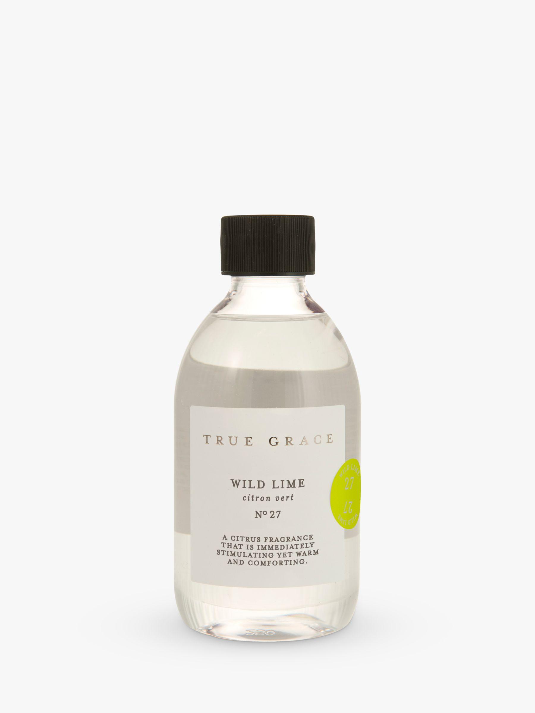 True Grace True Grace Wild Lime Diffuser Refill, 250ml