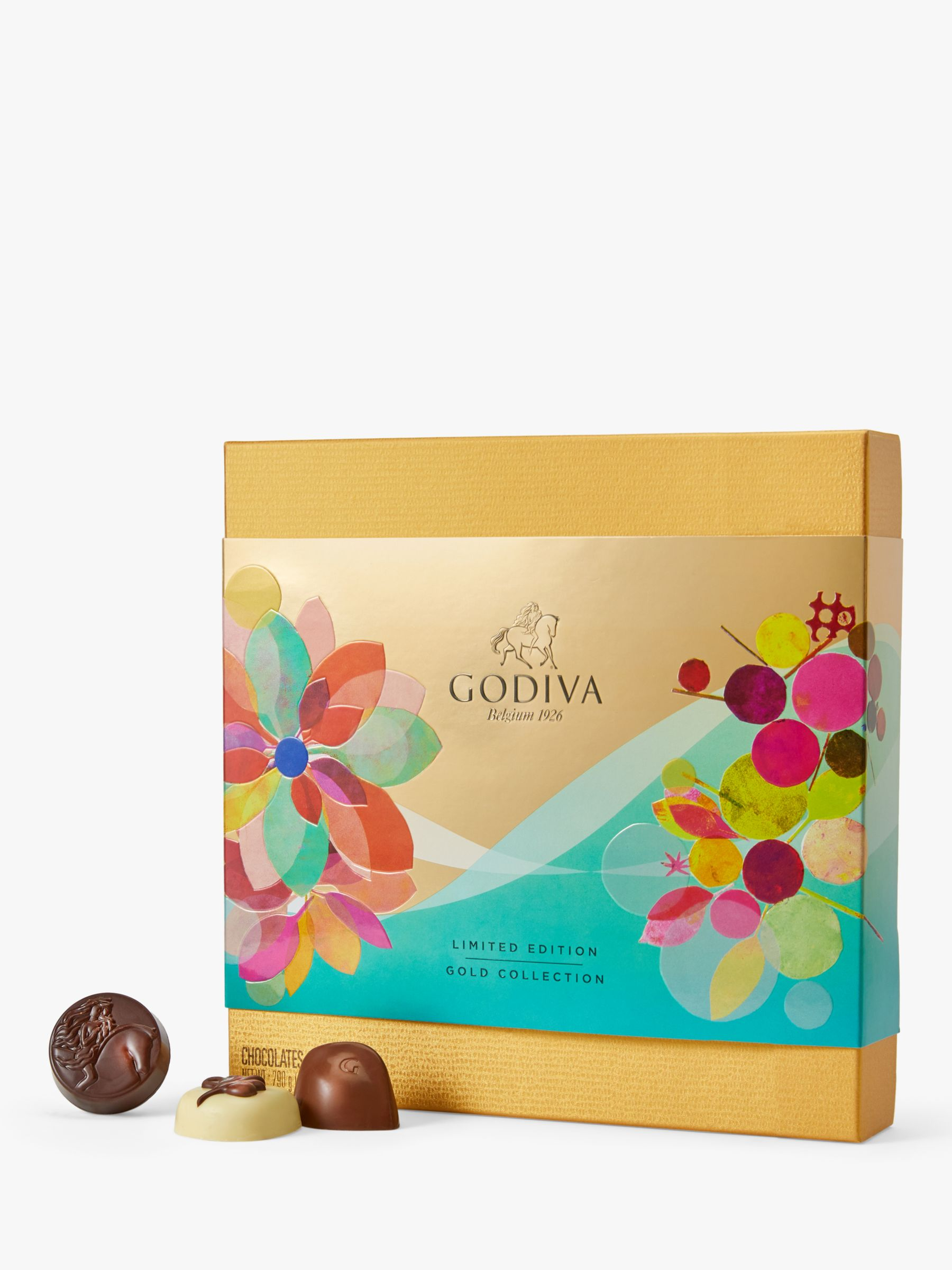 Godiva Godiva Limited Edition Gold Collection, 24 Pieces, 290g