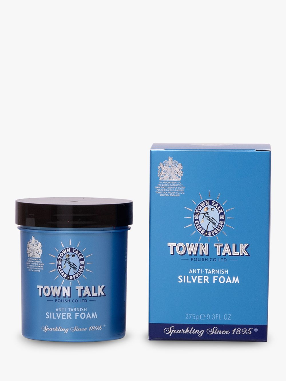 Town Talk Town Talk Anti Tarnish Silver Foam, 275g