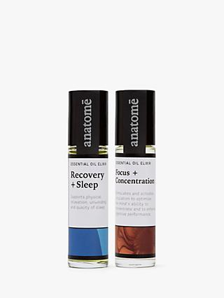 anatomē Night/Day Essential Oil Set