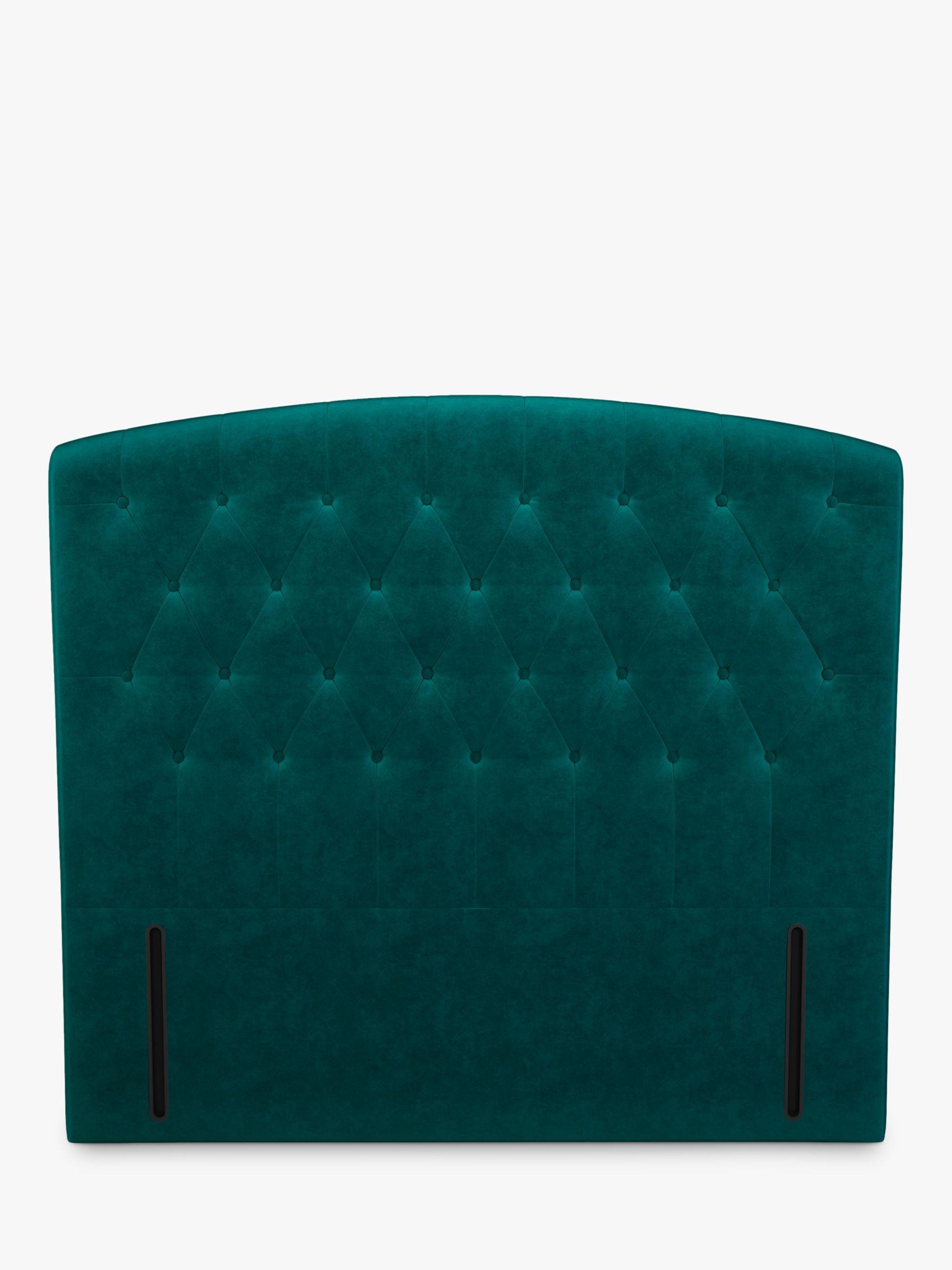 John Lewis & Partners Rouen Full Depth Upholstered Headboard, King Size