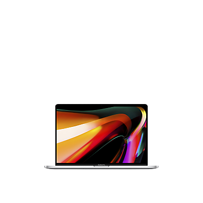 "Image of 16"" MacBook Pro with Touch Bar (2019) - 512 GB SSD, Silver, Silver"