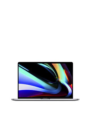 "2019 Apple MacBook Pro 16"" Touch Bar, Intel Core i7 Processor, 16GB RAM, 512 SSD, Radeon Pro 5300M"