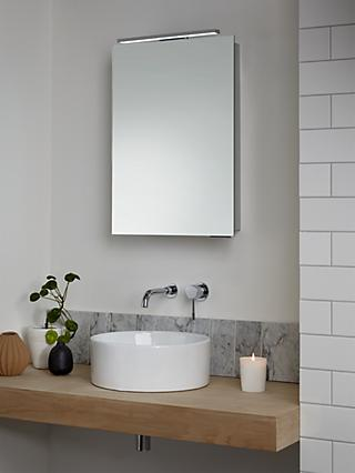 Illuminated Bathroom Cabinets John Lewis Partners