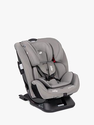 Joie Baby Every Stage FX Group 0+/1/2/3 Car Seat, Grey Flannel